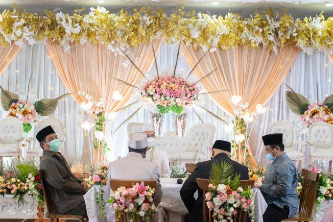 Wedding Wulan Syafiq by Lemo Hotel - 003