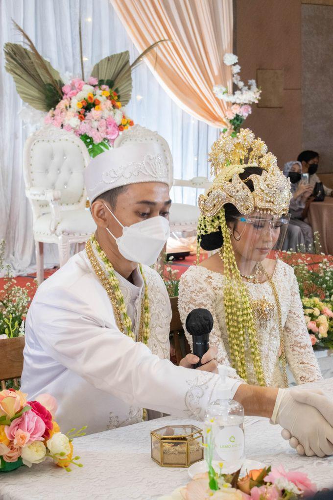 Wedding Wulan Syafiq by Lemo Hotel - 010