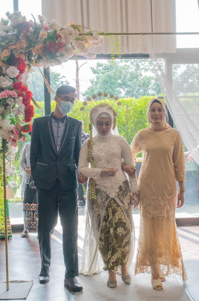 Wedding Nisrin Damar by Lemo Hotel - 007