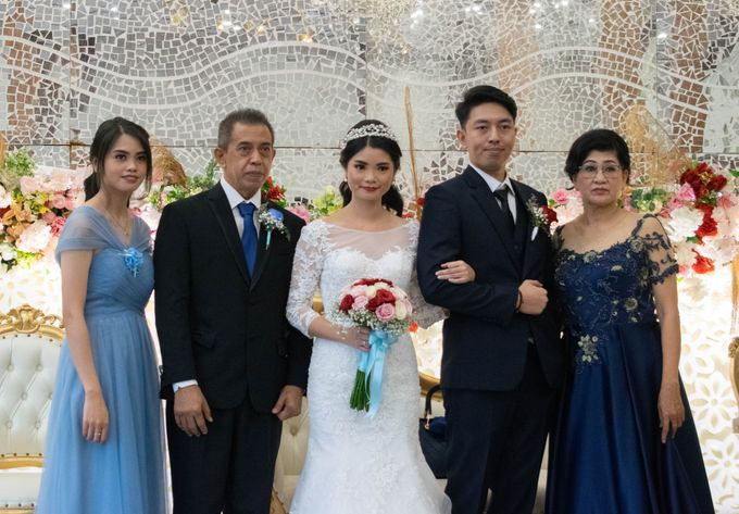 Wedding Dhamma Ervika by Lemo Hotel - 001