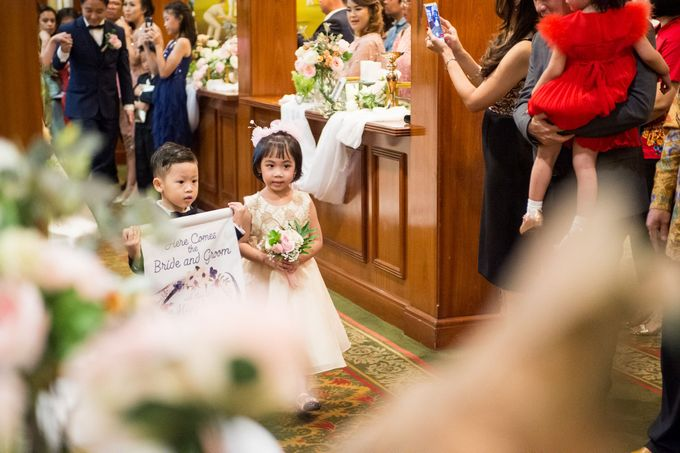 Jovita & Liem by MERCANTILE PENTHOUSE WEDDING - 005