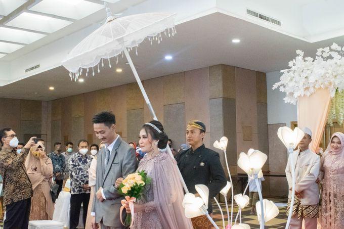 Wedding Wulan Syafiq by Lemo Hotel - 015