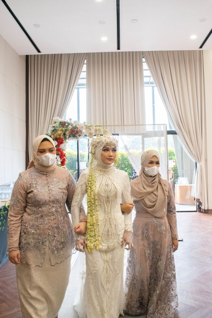 Wedding Tiara Sandi by Lemo Hotel - 010