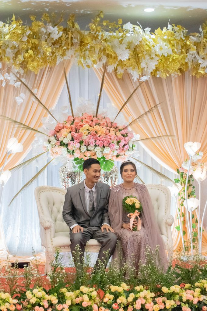 Wedding Wulan Syafiq by Lemo Hotel - 017