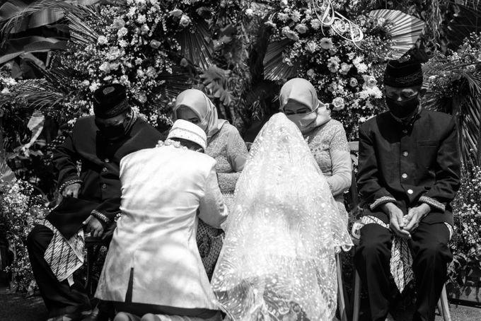 Intimate wedding session Della dan Danik (09-09-2020) by Weddingscape - 021