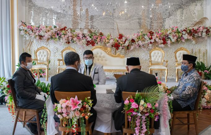 Wedding Annisa Cahyo by Lemo Hotel - 002