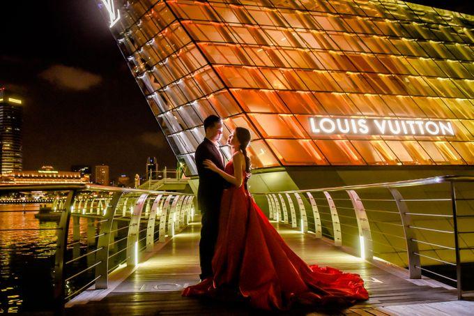 Pre Wedding Story Kevin & Deviana by Bondan Photoworks - 015