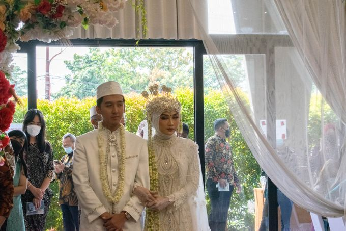 Wedding Tiara Sandi by Lemo Hotel - 019