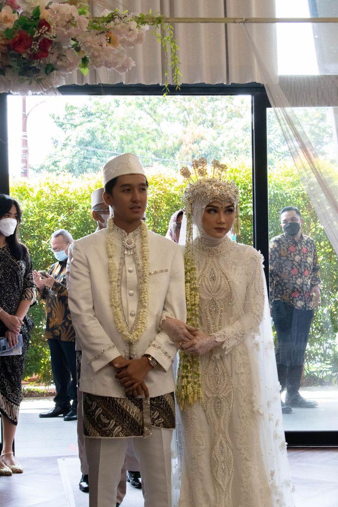 Wedding Tiara Sandi by Lemo Hotel - 020