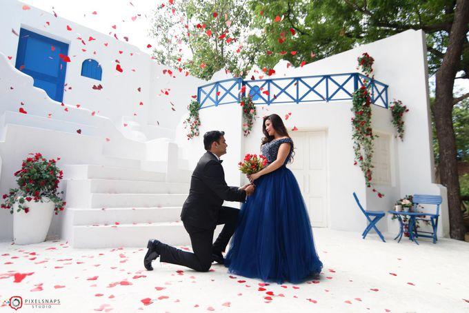 Pre wedding by Pixel Snaps Studio - 002