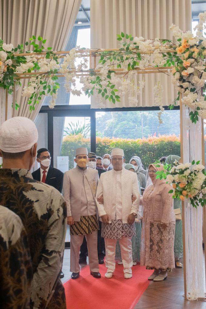 Wedding Nurul Alifka by Lemo Hotel - 001