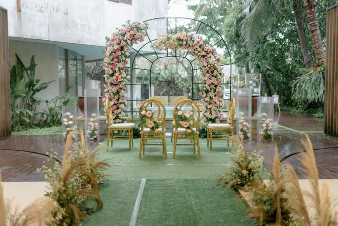 Wedding Nabila & Rian by Azila Villa - 003