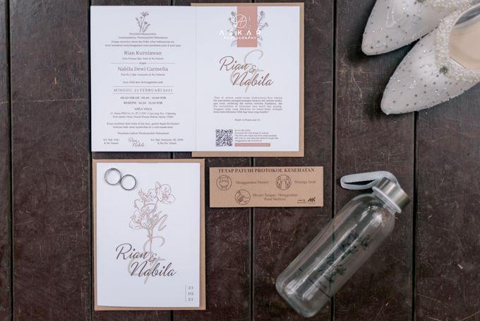 Wedding Nabila & Rian by Azila Villa - 004