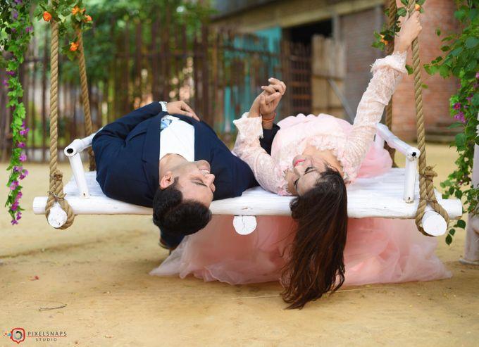 Pre wedding by Pixel Snaps Studio - 004