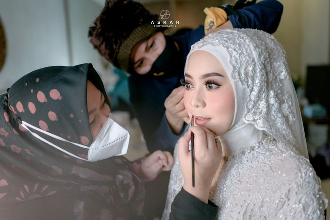 Wedding Nabila & Rian by Azila Villa - 008