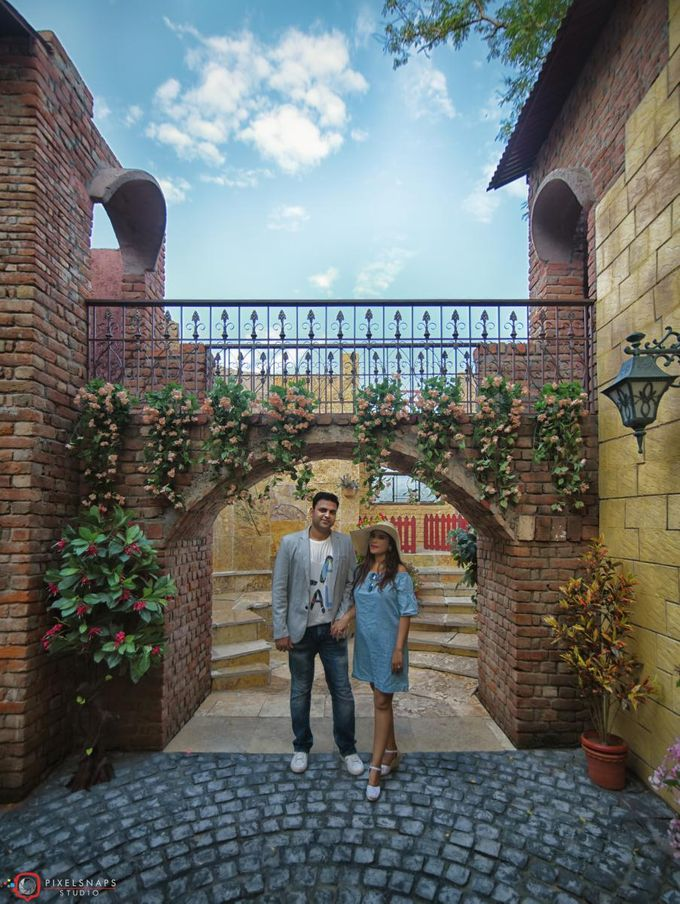 Pre wedding by Pixel Snaps Studio - 006