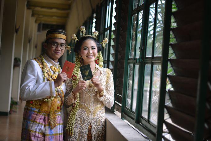 Wedding fakhri dan Zackia by Fakhri photography - 014