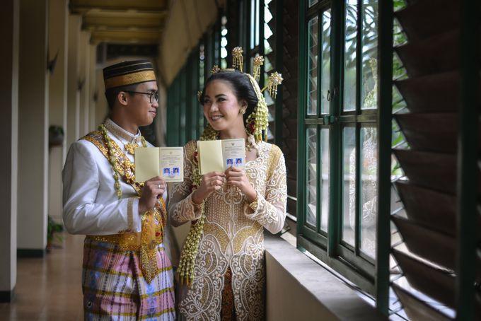 Wedding fakhri dan Zackia by Fakhri photography - 015