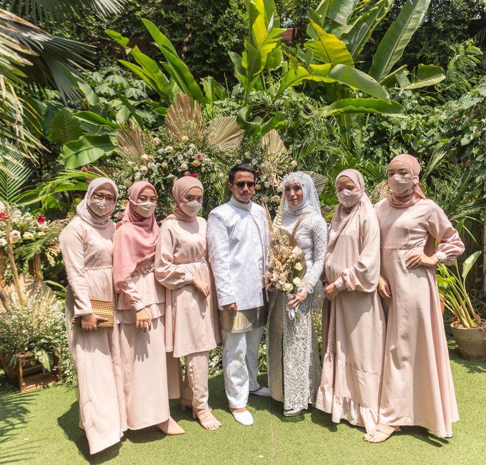 Intimate wedding session Della dan Danik (09-09-2020) by Weddingscape - 033