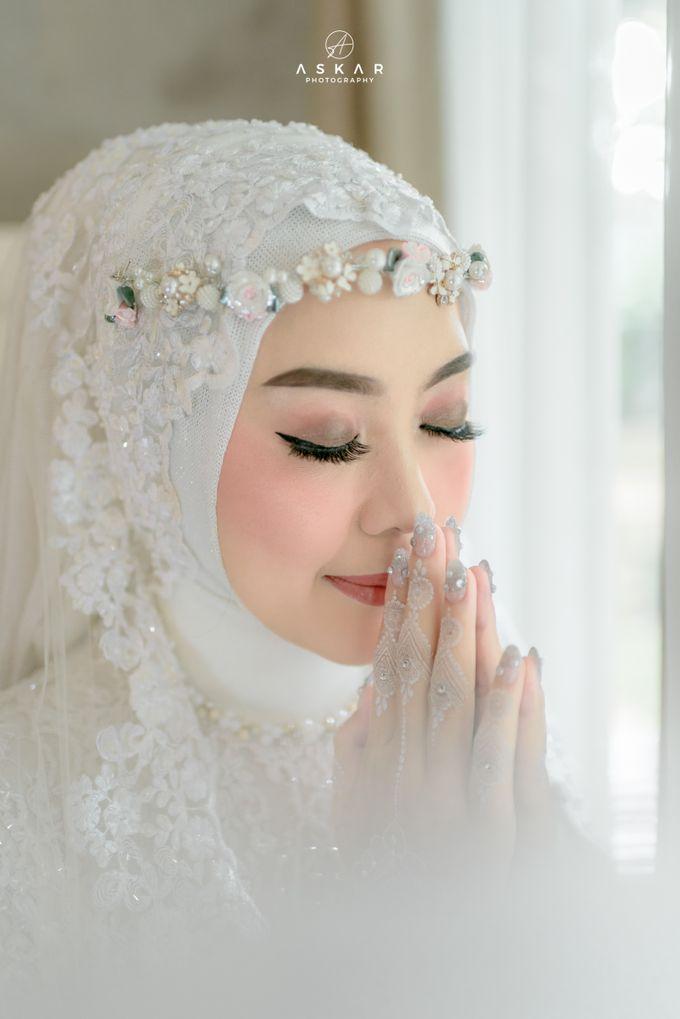 Wedding Nabila & Rian by Azila Villa - 009