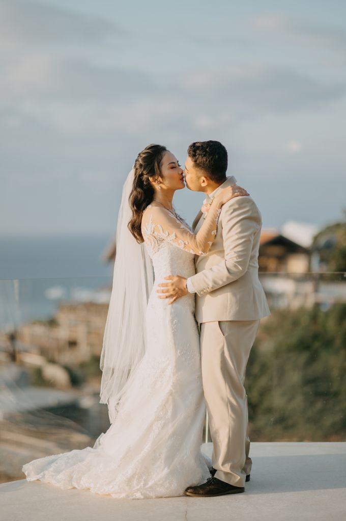 Fendy and Dwitia Wedding by KAMAYA BALI - 008