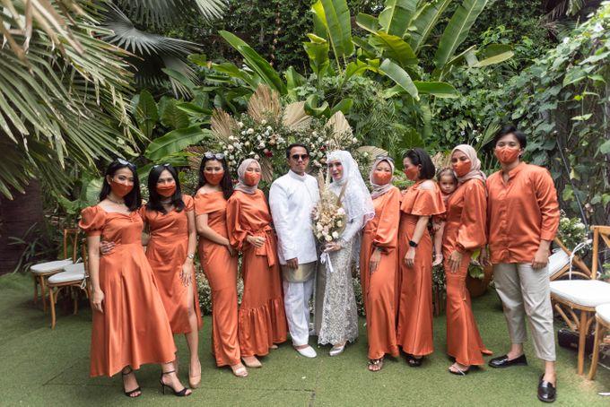 Intimate wedding session Della dan Danik (09-09-2020) by Weddingscape - 035