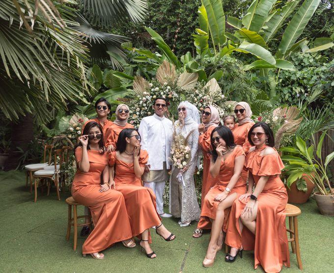 Intimate wedding session Della dan Danik (09-09-2020) by Weddingscape - 036