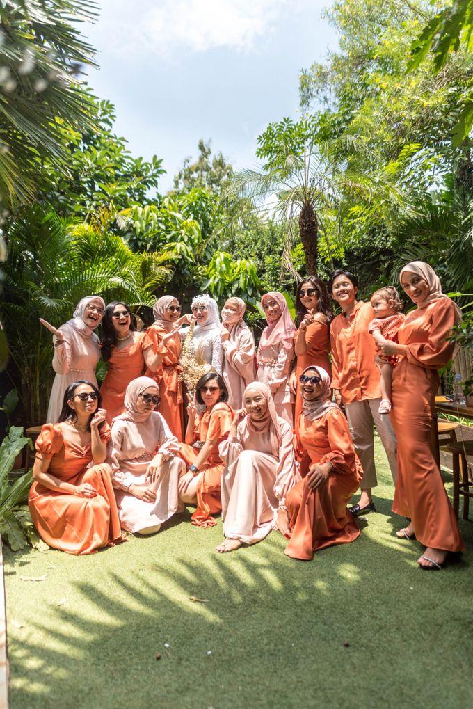 Intimate wedding session Della dan Danik (09-09-2020) by Weddingscape - 038