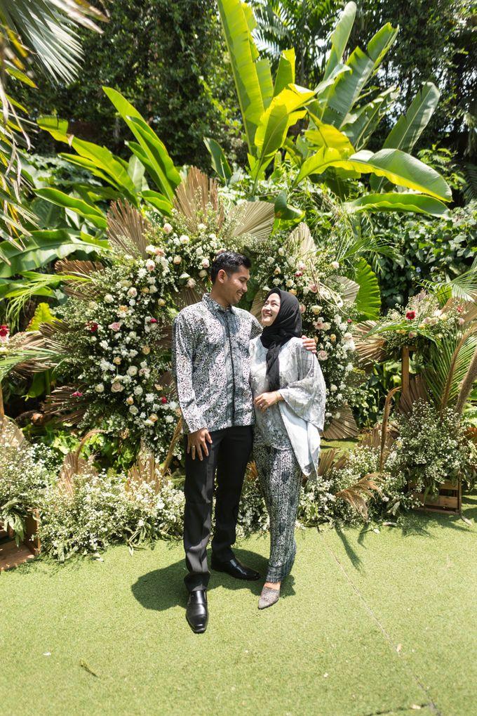 Intimate wedding session Della dan Danik (09-09-2020) by Weddingscape - 039