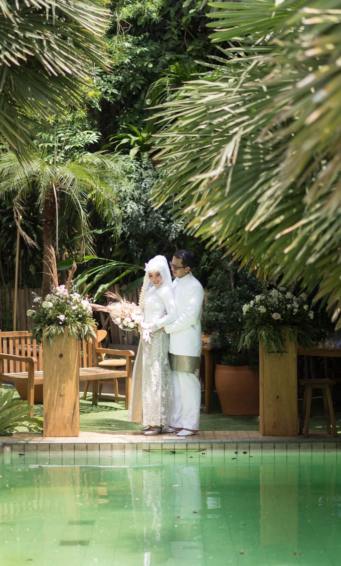 Intimate wedding session Della dan Danik (09-09-2020) by Weddingscape - 041