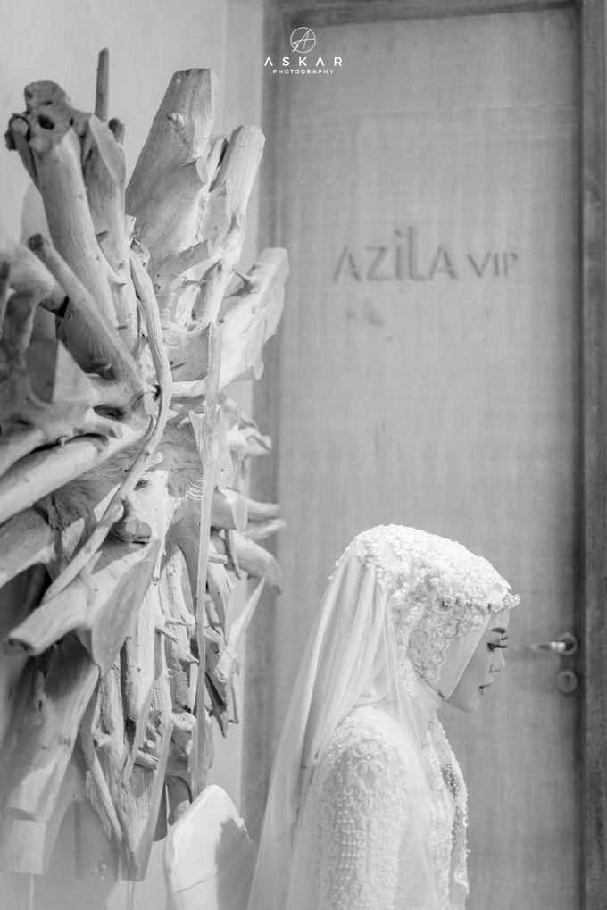 Wedding Nabila & Rian by Azila Villa - 010