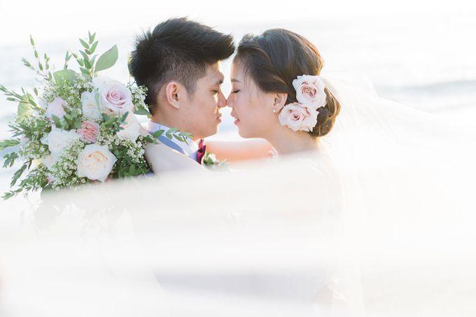 Luiz & Chu Chian by Bali Wedding Paradise - 038