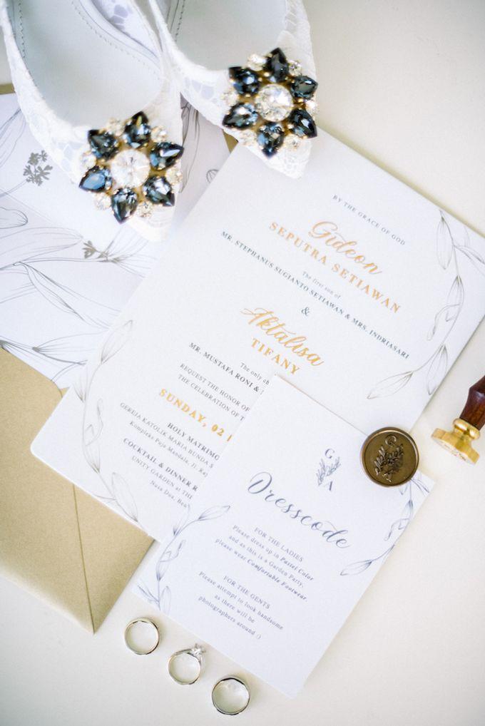 Gideon & Aktalisa Wedding by Tefillah Wedding - 002