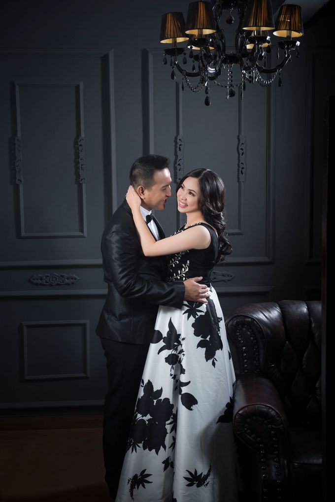 Mimi & Kris Prewedding by Michelle Bridal - 012