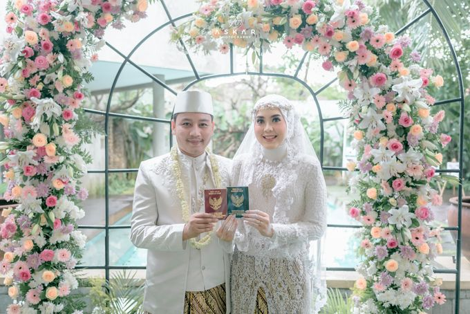 Wedding Nabila & Rian by Azila Villa - 011