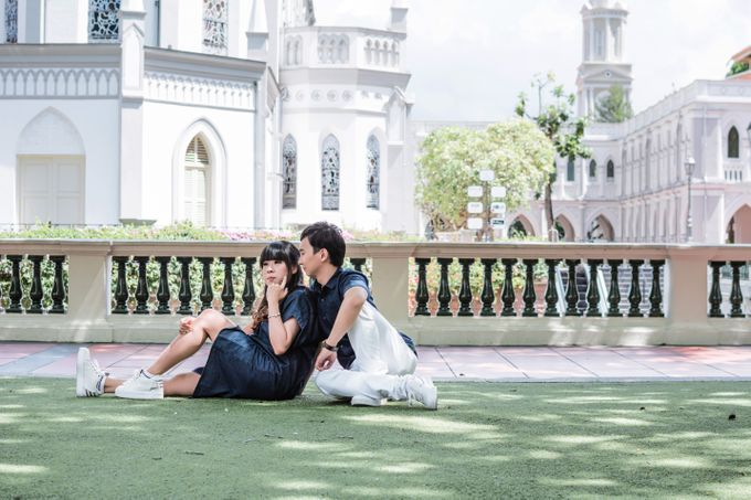 Pre-Wedding of Jeffry & Erliana by Rico Alpacino - 013