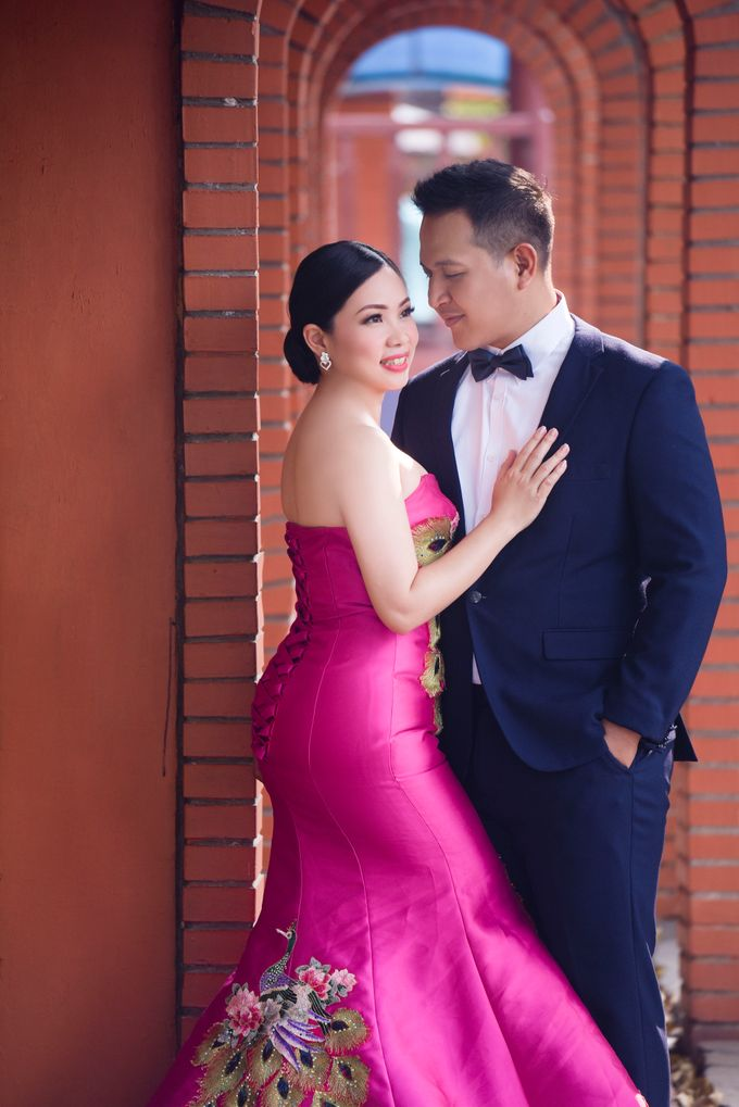 Mimi & Kris Prewedding by Michelle Bridal - 001