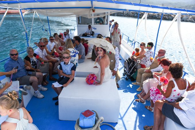 An Amazing wedding in Kos island by W organizer - 005