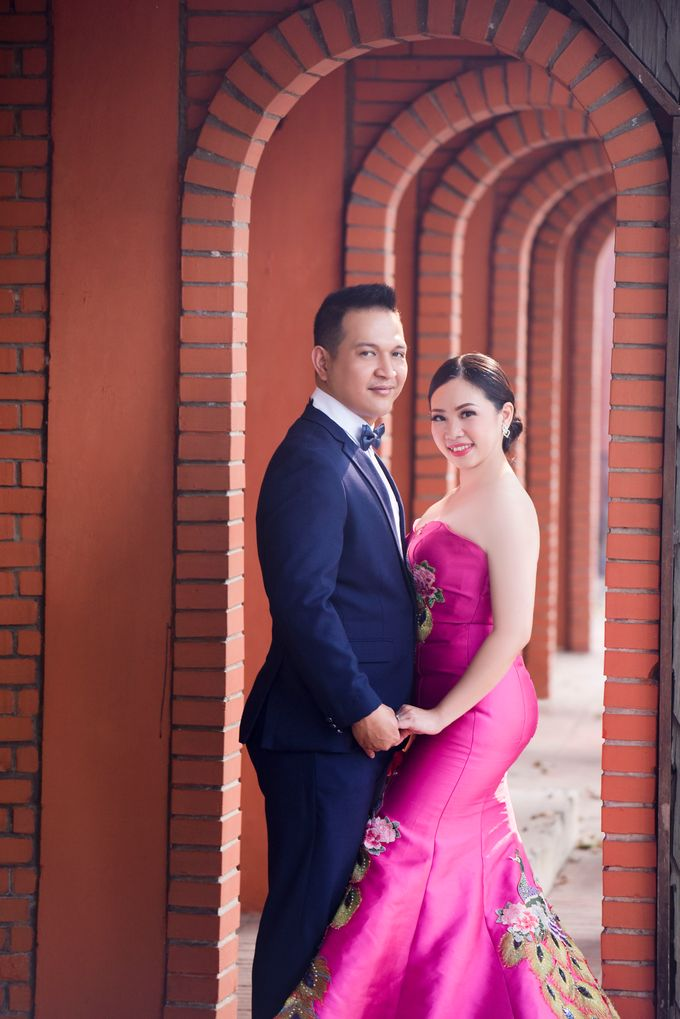 Mimi & Kris Prewedding by Michelle Bridal - 003