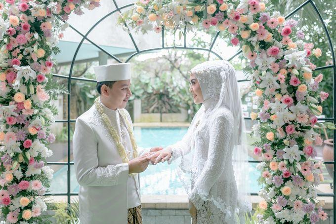 Wedding Nabila & Rian by Azila Villa - 012