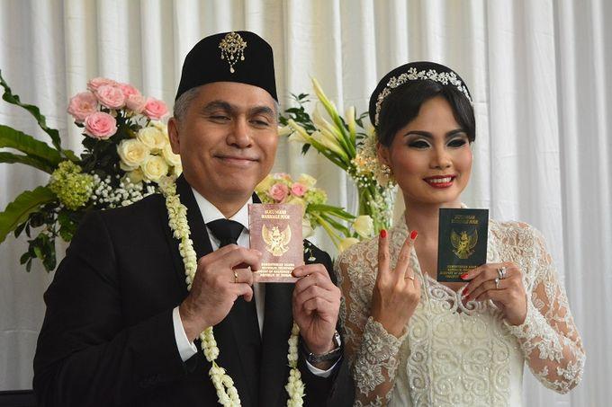 Pernikahan Ari dan Julia by Andiyanto Salon - 004