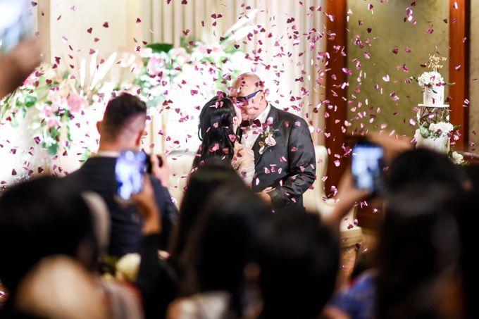 The Wedding of Yansen & Riana by MERCANTILE PENTHOUSE WEDDING - 003
