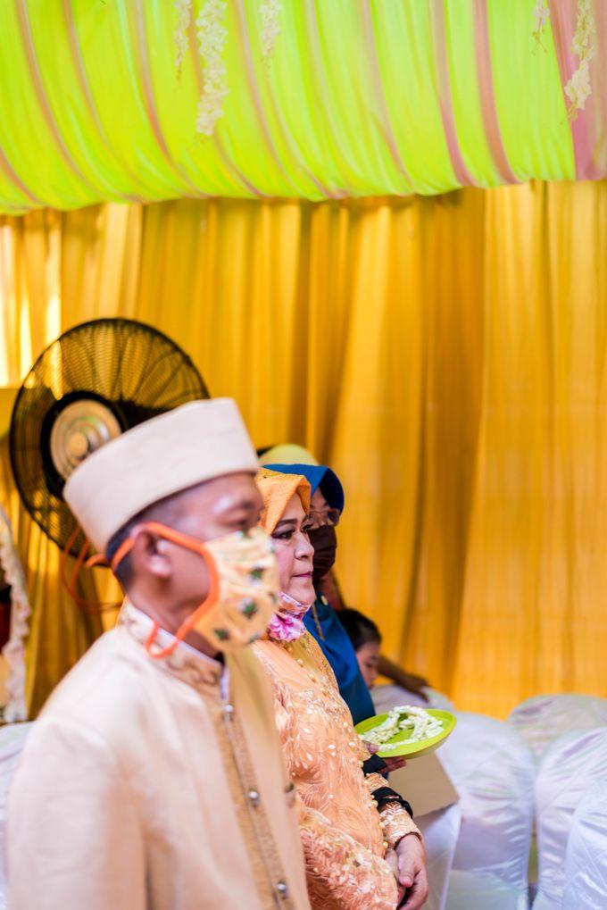 Intimate wedding session Nabil dan Surya  (02-10-2020) by Weddingscape - 003