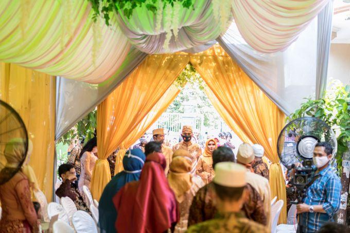 Intimate wedding session Nabil dan Surya  (02-10-2020) by Weddingscape - 004
