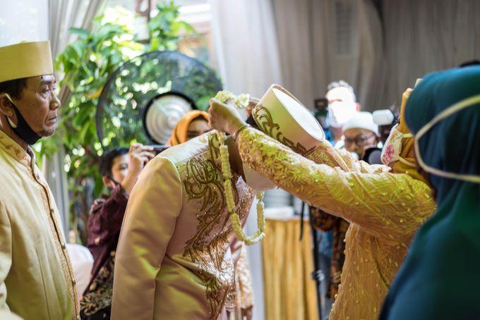 Intimate wedding session Nabil dan Surya  (02-10-2020) by Weddingscape - 006