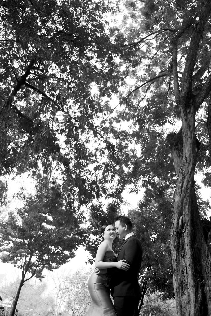 Mimi & Kris Prewedding by Michelle Bridal - 004