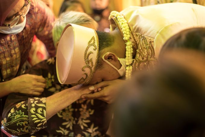Intimate wedding session Nabil dan Surya  (02-10-2020) by Weddingscape - 010