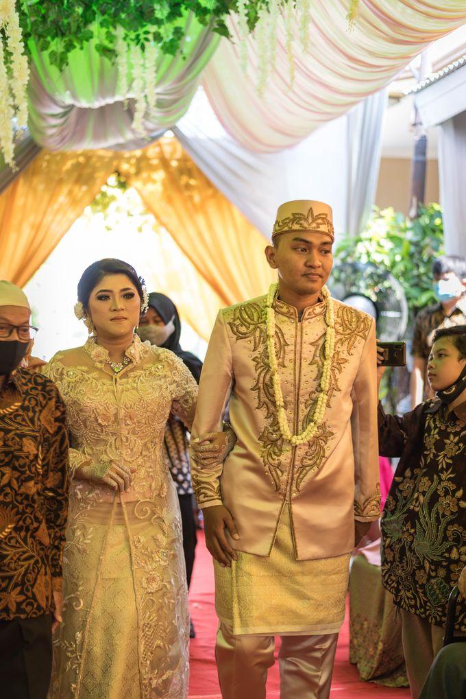 Intimate wedding session Nabil dan Surya  (02-10-2020) by Weddingscape - 011