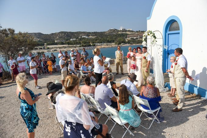 An Amazing wedding in Kos island by Christos Pap photography - 014