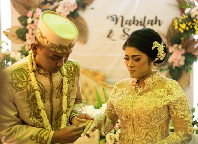Intimate wedding session Nabil dan Surya  (02-10-2020) by Weddingscape - 013